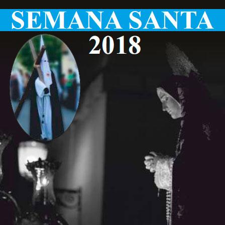 Semana Santa 2018