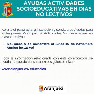 Foto cedida por Ayuntamiento de Aranjuez